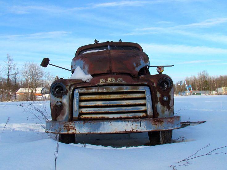 The older I get, the longer winter seems! - Brockville, Ontario