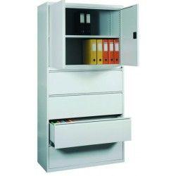"""#szafy #kartotekowe to """"must have"""" do każdego biura. Firma Poliński oferuje trwałe i bezpieczne rozwiązania oraz nowoczesny design mebli. Zapraszamy! http://www.polinski.eu/3-szafy-kartotekowe"""