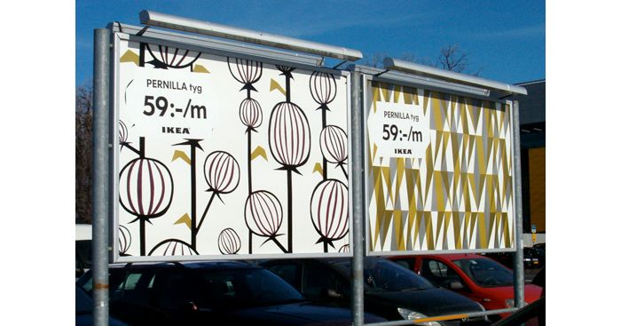 PERNILLA for IKEA. Designed by Linda Svensson Edevint.