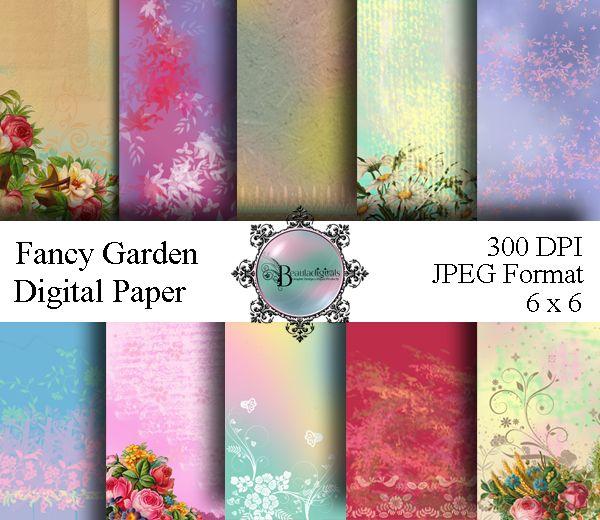 fancygarden_digital_paper