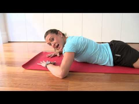 Michelle Bridges Weekday Workouts - Thursday - YouTube