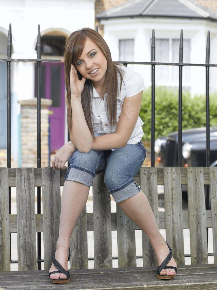 Lovely Louisa Lytton as Ruby Allen on EastEnders