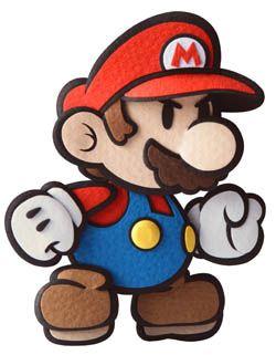 Paper Mario #3ds