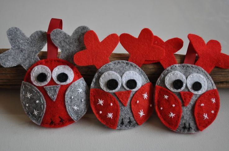 "Christmas~its a hoot @He Y Wang Mickey: I love Christmas....but I love the lead up to Christmas even more!! At the start of November my mind turns to Christmas and with my new Bestie ""Pinterest"" by my side this year, I have a lot of inspiration to work with! First off the ranks this year are these little Christmas owls, I love how they turned out, just too cu{hoot}!"