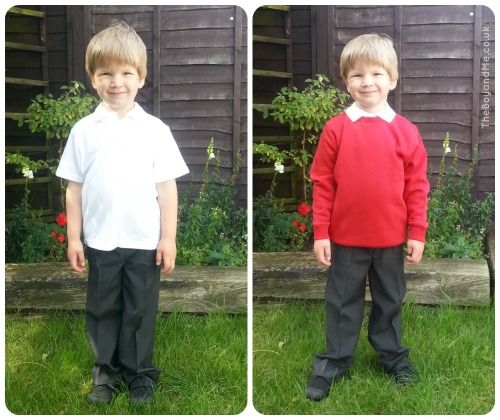Back To School: Sainsbury's School Uniform (Review)