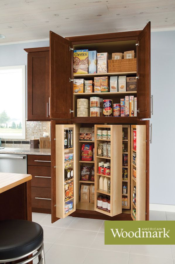 Get The Most Out Of Your Pantry With The Pantry Swing Out Get