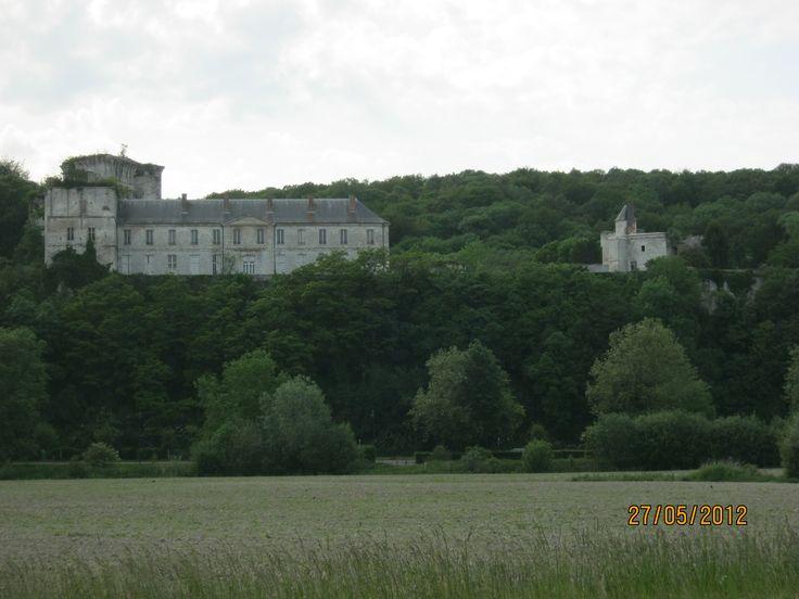 Château de Tancarville dans le département de Seine-Maritime (76)