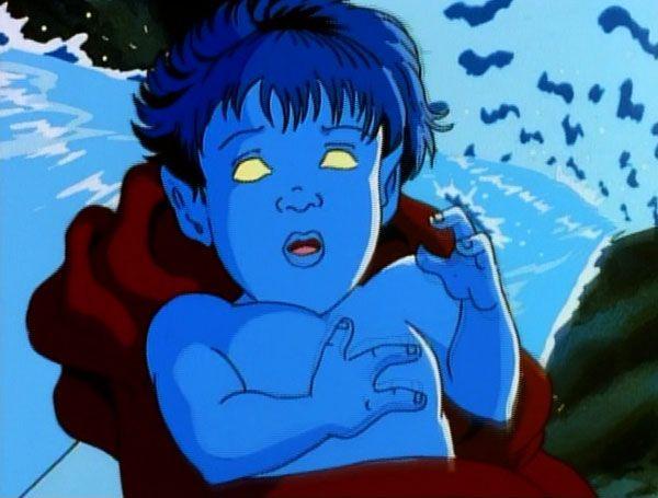 43 best images about X-Men Cartoon Series on Pinterest ... X Babies Nightcrawler
