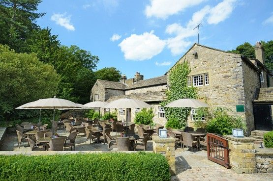 The Bull at Broughton has long been one of Yorkshire's landmark pubs...famous as much for its hospitality as it is for its beautiful location.