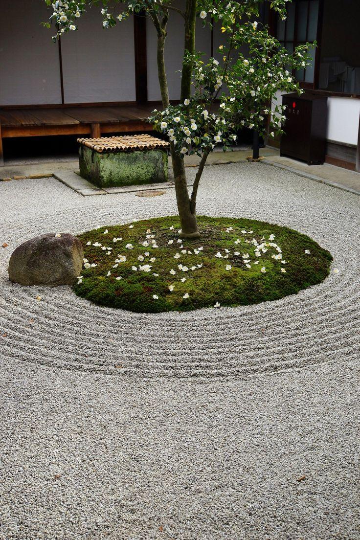 Les 31 meilleures images du tableau jardin zen sur - Tableau jardin japonais ...