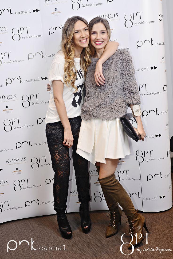 #PNKForward #8pt #PNKcasual #adelapopescu #fashion #style #cool #streetstyle #event #danarogoz