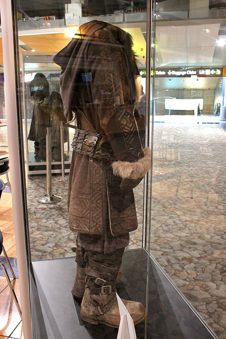 Fili : Middle of Middle-earth Costume Trail in Wellington, New Zealand - 11 Dec 2014–22 Mar 2015