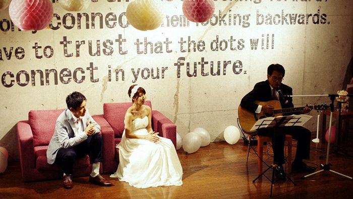 tage / 髙砂 / crazy wedding / ウェディング / 結婚式 / オリジナルウェディング/ オーダーメイド結婚式/