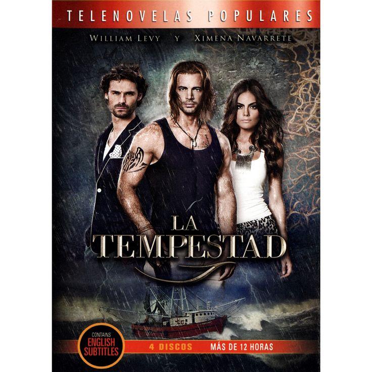 La Tempestad [4 Discs], Movies
