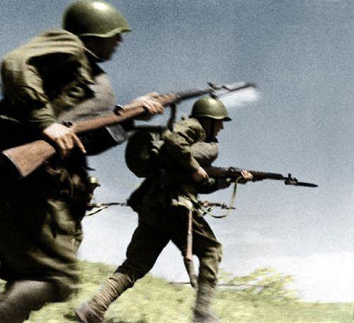 Soviet Red Army 1941