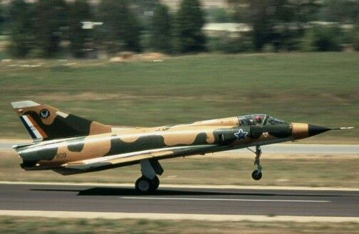 ☆ South African Air Force ✈Mirage III CZ