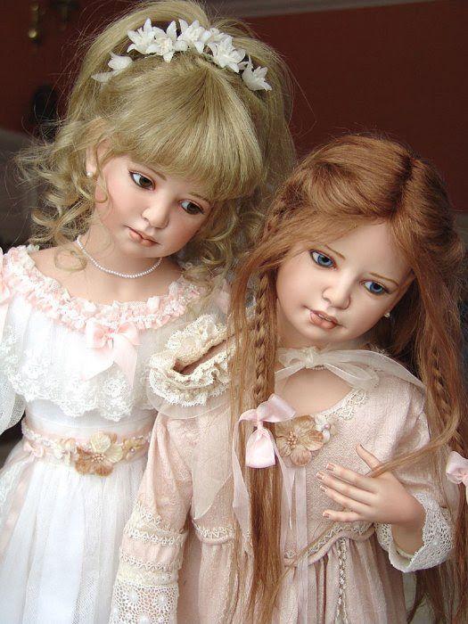 Произведения искусства - куклы мастеров Tom Francirek & Andre Oliveira…