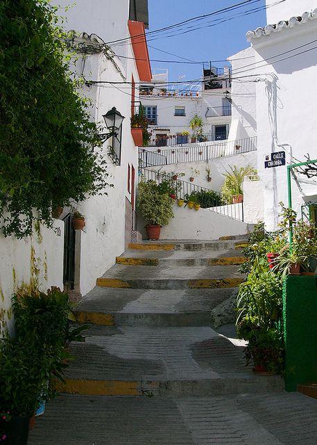 Torrox Pueblo, Málaga,  Spain