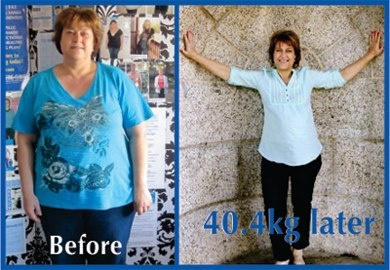 Congratulations to Amanda who lost 40.4kg on her TLC-Program.  www.tlcforwellbeing.com