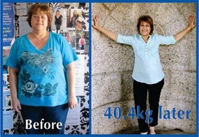 Congratulations to Amanda who lost 40.4kg on her TLC-Program.  www.tlcforwellbeing.com