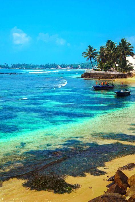 Sri Lanka's 7 Most Beautiful Beaches #VisitSriLanka