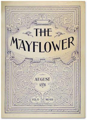 Typeverything.com - The Mayflower magazine (viaLetterology)