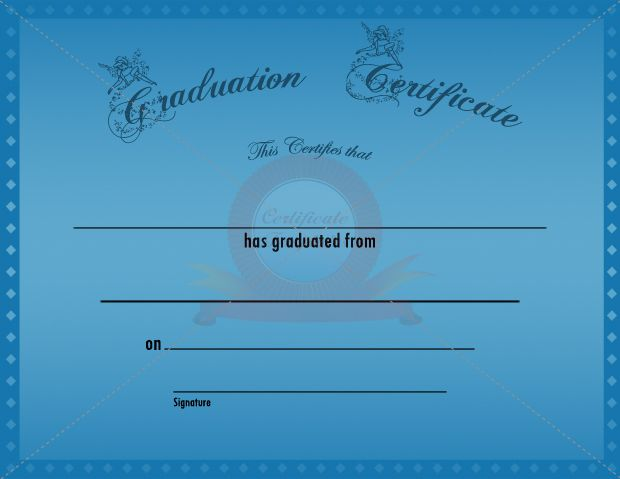 20 best graduation certificate templates images on pinterest graduation certificate diamond template yadclub Gallery