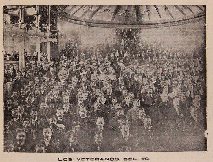Veteranos del 79' conmemorando el aniversario de las batallas de Chorrillos y…