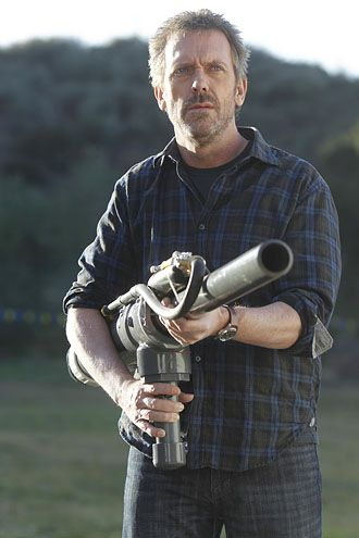 "House - Season 7 - ""The Dig"" - Hugh Laurie as House"