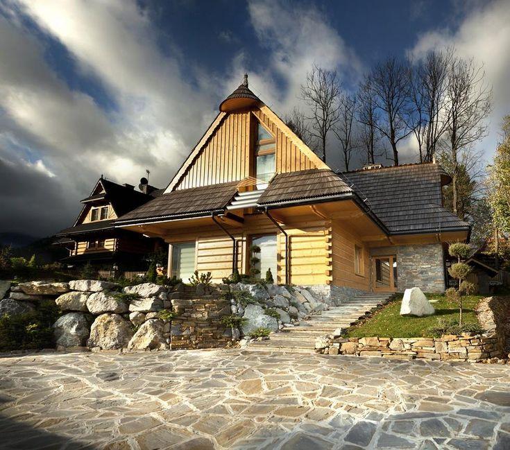 Architektura Podhala. Realizacje pracowni Karpiel i Steindel