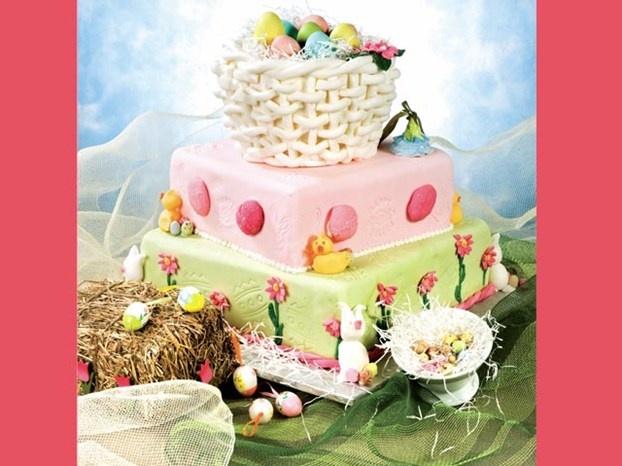 La torta decorata di Pasqua http://www.arturotv.tv/pasqua/la-torta-decorata-di-pasqua-ricette-dolci