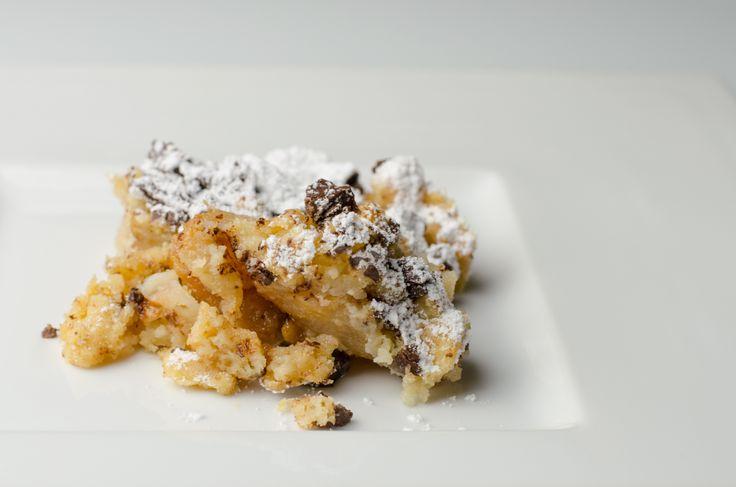 """Crumble di Pere Nome d'arte: """"Ci piace solo se fa CROC!!"""" Ritrova la ricetta qui:http://www.colazionedafrenca.com/ricette/crumble-di-pere/"""
