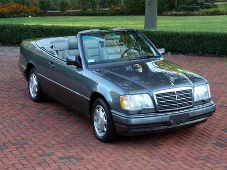 1995 mercedes benz e320 cabriolet classic automobiles pinterest photos. Black Bedroom Furniture Sets. Home Design Ideas