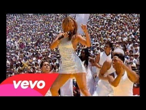 Let's Get Loud – Jennifer Lopez [official music video] #warmup (131 bpm)
