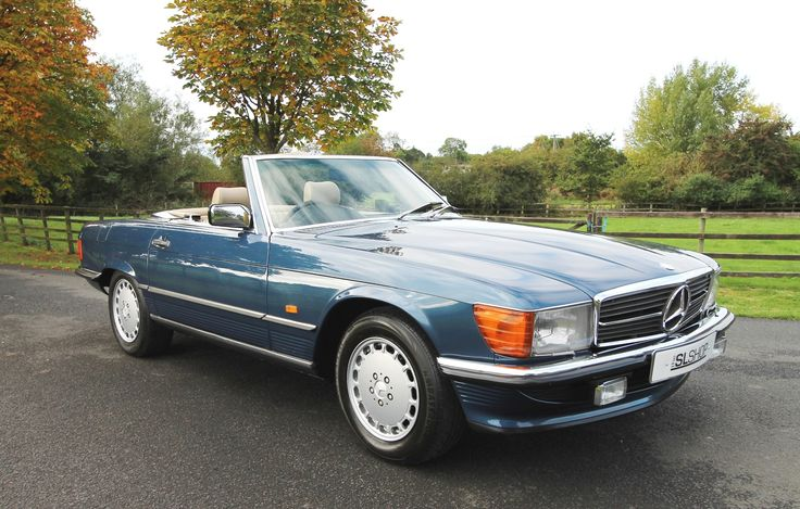 84 best images about mercedes sl r107 on pinterest for Mercedes benz 745