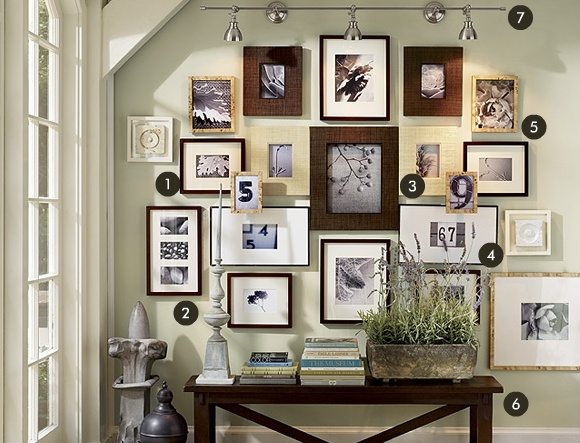 Picture Wall Idea For The Dining Room Part 44