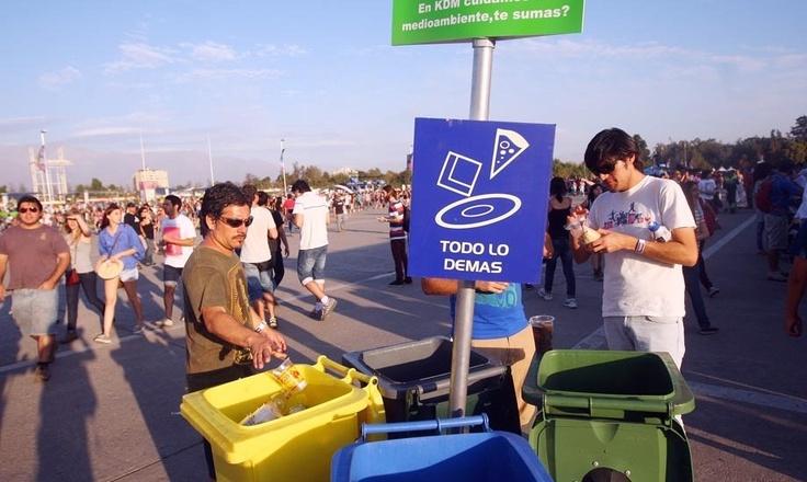 Reciclaje - Segundo día 01/04/2012