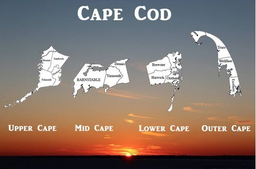 You Know the Difference Between Upper Cape, Mid Cape, Lower Cape and Outer Cape