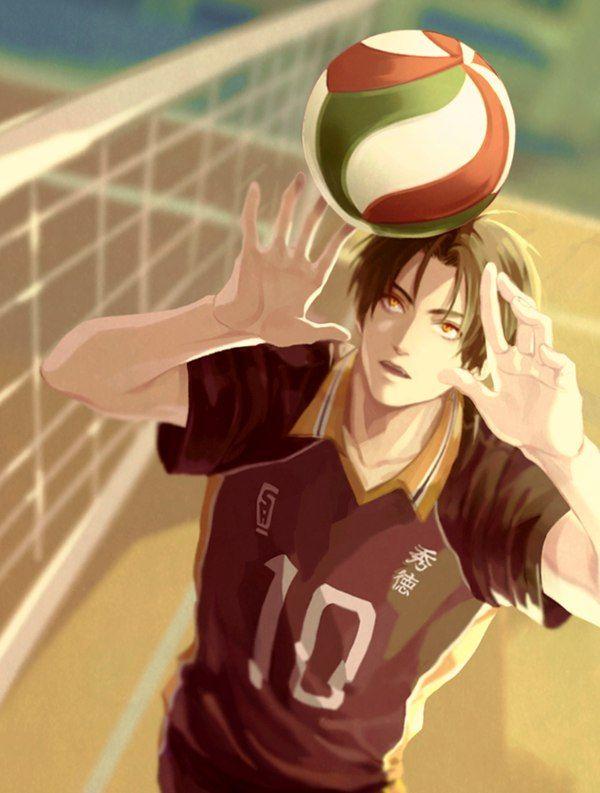 Аниме волейбол куроко картинки