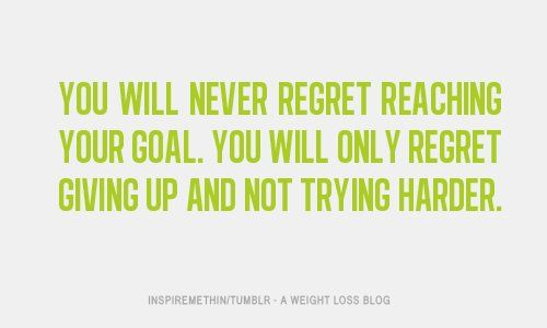 To - Thinspiration - For Inspiration and Motivation -   Pictures - Quotes! Stay strong and never give up!