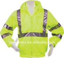 Hi-Vis fleece Refective with detachable hooded safety Sweatshirt Best Seller follow this link http://shopingayo.space