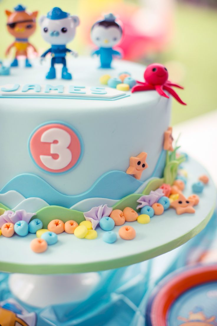 Octonauts cake #octonauts #octonautsbirthday #octonautsthemedbirthday