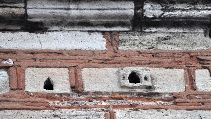 Rüstempaşa Camii, Eminönü, İstanbul  2012 #birdhouse #kusevi