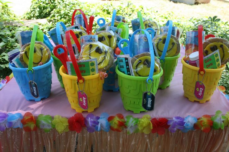 Pool Party Gift Bag Ideas pineapple party favor bags Images Of Creative Goody Bags Google Search Birthday Ideas Pinterest Goody Bags Creative And Parties