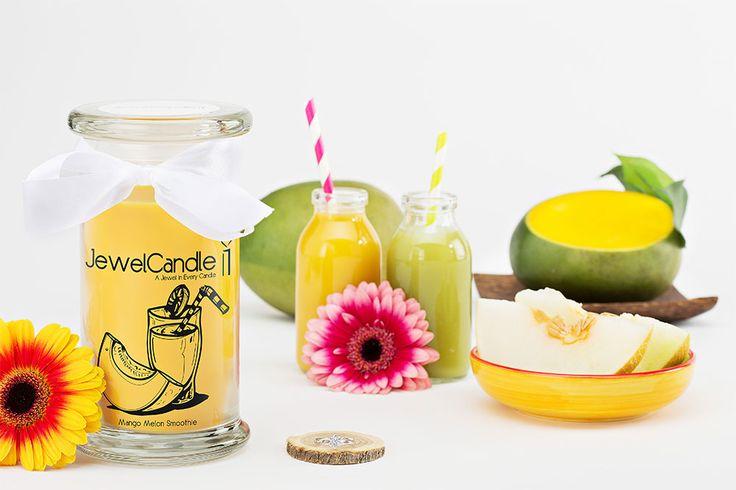 Bougie parfumée avec bague en argent | JewelCandle.fr