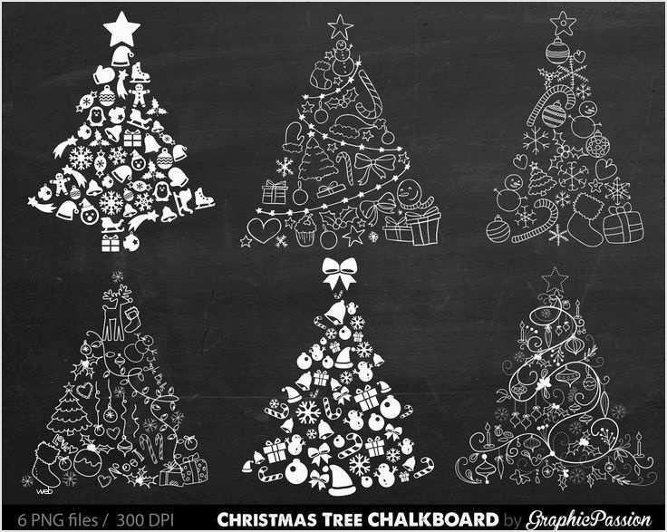 Kreidemarker Vorlagen Weihnachten Wunderbar 14