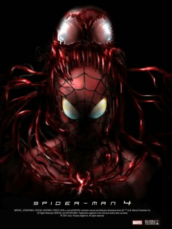 THIS PROVES THAT THERE MAKING A SPIDERMAN 4 CARNAGE!!!!!