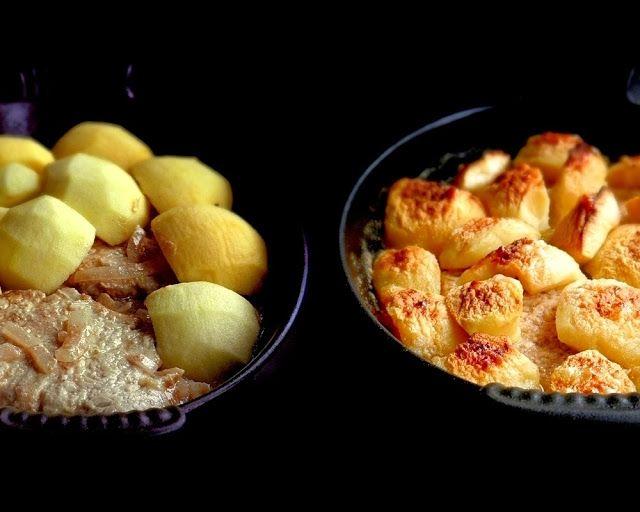 Szellem a fazékban: Almával sült karaj