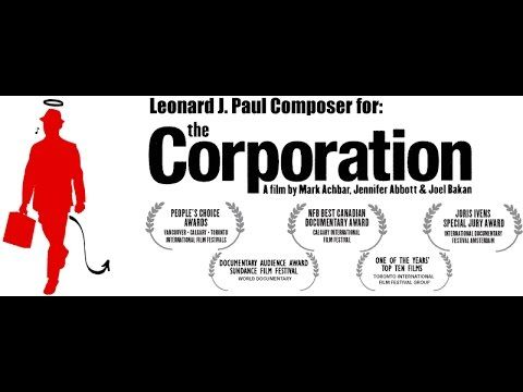 The Corporation (Full Documentary) - YouTube