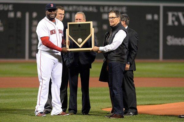 Video: Medias Rojas de Boston rinden homenaje a David Ortiz por alcanzar los 500 jonrones